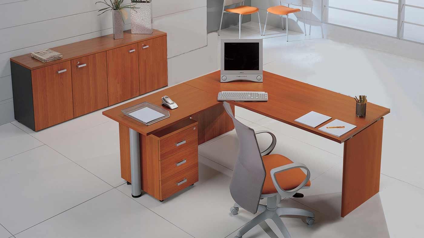 Mobili ufficio catania mensole a parete with mobili for Mobili per reception